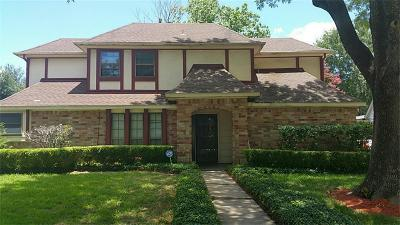 Houston Single Family Home For Sale: 15218 El Padre Drive