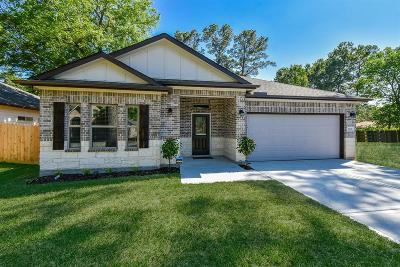 Houston Single Family Home For Sale: 2635 Dalview