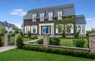 East Shore, East Shore/The Woodlands, The Woodlands East Shore Single Family Home For Sale: 30 East Shore Drive