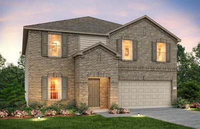 Conroe Single Family Home For Sale: 2163 Lost Timbers Drive