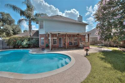 Pearland Single Family Home For Sale: 1808 Oakland Circle