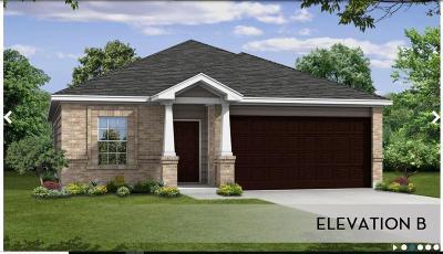 Rosenberg Single Family Home For Sale: 5215 Rivers Edge Dr