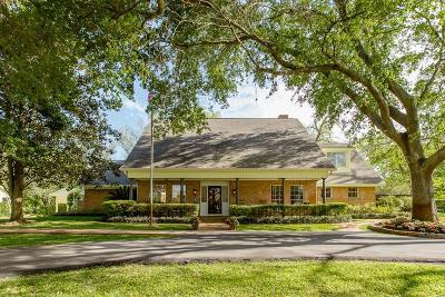 Rosenberg Single Family Home For Sale: 227 Fm 723 Road