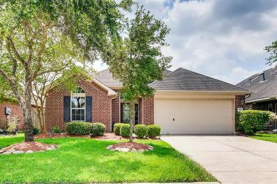 Pearland Single Family Home For Sale: 11808 White Water Bay Drive