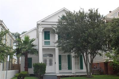 Galveston Rental For Rent: 1312 Sealy Street