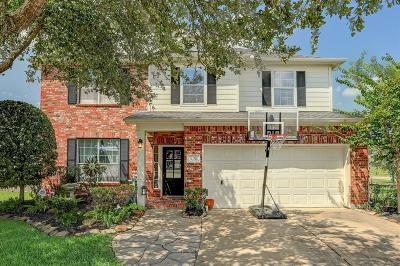 Pearland Single Family Home For Sale: 1802 Gable Stone Lane