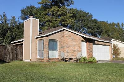 Humble Single Family Home For Sale: 6947 Foxport Lane