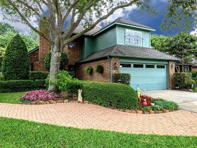 League City Single Family Home For Sale: 4752 Oakmont Court