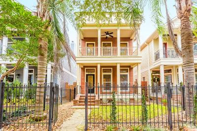 Houston Single Family Home For Sale: 343 W 21st Street