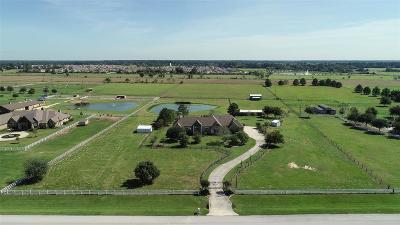 Hockley Single Family Home Pending: 310 Hunters Creek Way
