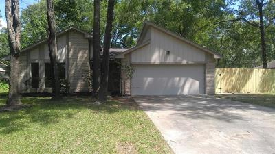 Crosby Single Family Home For Sale: 16224 Spinnaker Drive