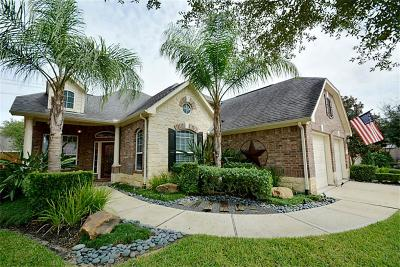 Katy Single Family Home For Sale: 6314 Marble Hollow Lane