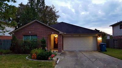 Conroe Single Family Home For Sale: 12057 La Salle Crossing