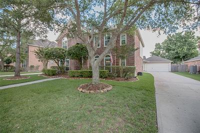 Friendswood Single Family Home For Sale: 3129 Autumn Leaf Drive