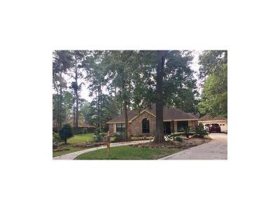 Montgomery Single Family Home For Sale: 113 E Park
