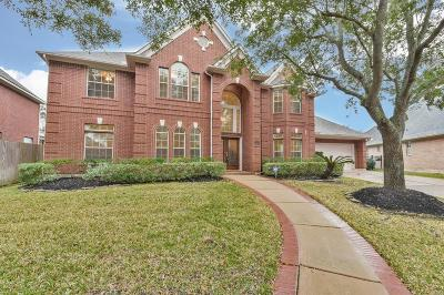 Sugar Land Single Family Home For Sale: 7406 Stone Arbor Drive