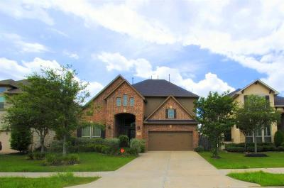 Katy Single Family Home For Sale: 2734 Ember Pass Lane