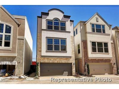 Houston Single Family Home For Sale: 6734 Sussex Manor