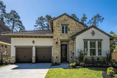 Conroe Single Family Home For Sale: 153 Lily Green Court