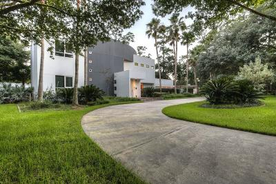 Houston Single Family Home For Sale: 6 Shadow Lane