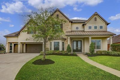 Cypress Single Family Home For Sale: 18703 San Saba Creek Circle