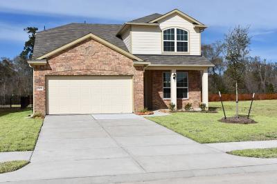 Conroe Single Family Home For Sale: 2509 Wood Park Boulevard