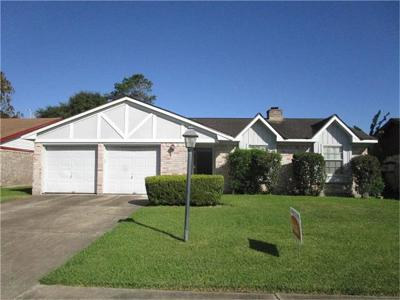 Harris County Rental For Rent: 811 Seamaster Drive