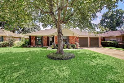 Houston Single Family Home For Sale: 6307 Lindyann Lane