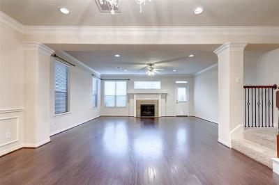 Houston Single Family Home For Sale: 1411 Nashua Street #B