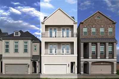 Houston Single Family Home For Sale: 3710 Somerset York