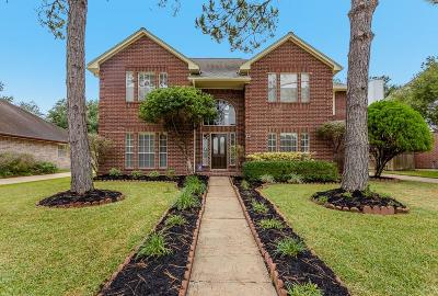 Sugar Land Single Family Home For Sale: 1207 Lake Estates Court