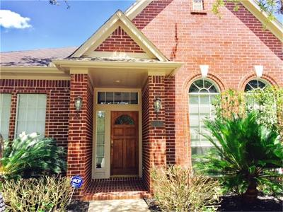 Single Family Home For Sale: 2811 Prairie Hill Court