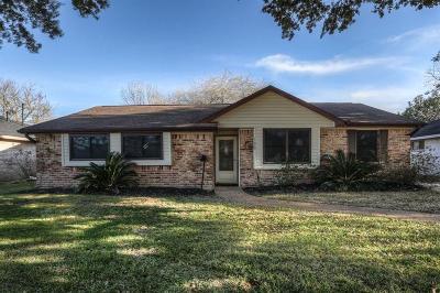 Houston Single Family Home For Sale: 11010 Sagecrest Lane