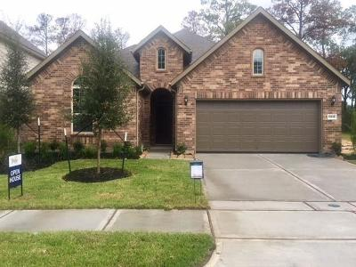 Tomball Single Family Home For Sale: 15415 Pocket Oaks Trail