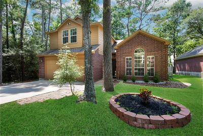 The Woodlands Single Family Home For Sale: 96 N High Oaks Circle