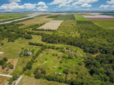 Fort Bend County Farm & Ranch For Sale: 411 Wright Lane