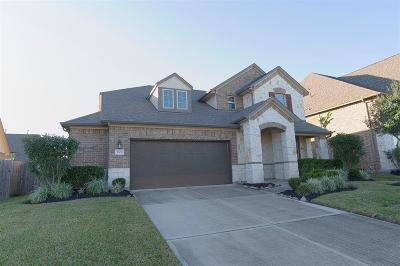 Pearland Single Family Home For Sale: 3508 Brantly Cove