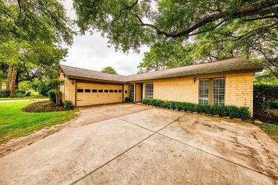 Houston Single Family Home For Sale: 11451 Sagewhite Drive