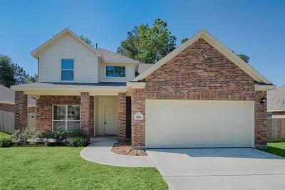 Conroe Single Family Home For Sale: 986 Arbor Glen