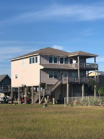 Galveston Single Family Home For Sale: 22901 Buena