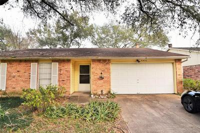 Single Family Home For Sale: 4442 Kinloch Drive