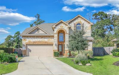 Conroe TX Single Family Home For Sale: $240,000