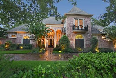 Carlton Woods, Carlton Woods Creekside, The Woodlands Carlton Woods, The Woodlands Carlton Woods, The Woodlands Of Carlton Woo, Wdlnds Vil Of Carlton Woods, Wdlnds Village Of Carlton Wo, Carlton Woods Creekside Single Family Home For Sale: 90 Palmiera Drive