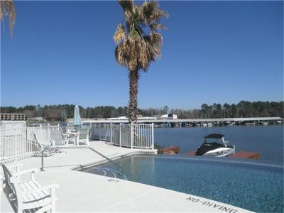 Conroe Condo/Townhouse For Sale: 168 Lake Point Boulevard #C304