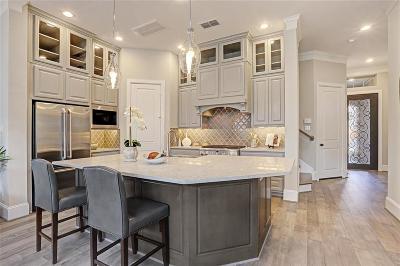 Houston Single Family Home For Sale: 1713 Waterbury Way