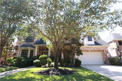 Cypress Single Family Home For Sale: 14223 Bloomingdale Manor Drive