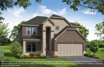 Houston Single Family Home Pending: 14807 Meadow Acre Trail