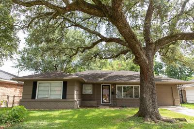 Houston Single Family Home For Sale: 4017 Nenana