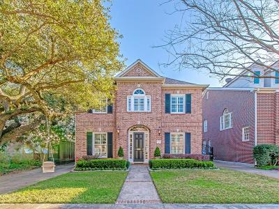 West University Place Single Family Home For Sale: 4131 Cason Street