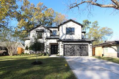Houston Single Family Home For Sale: 1621 Pine Chase Drive